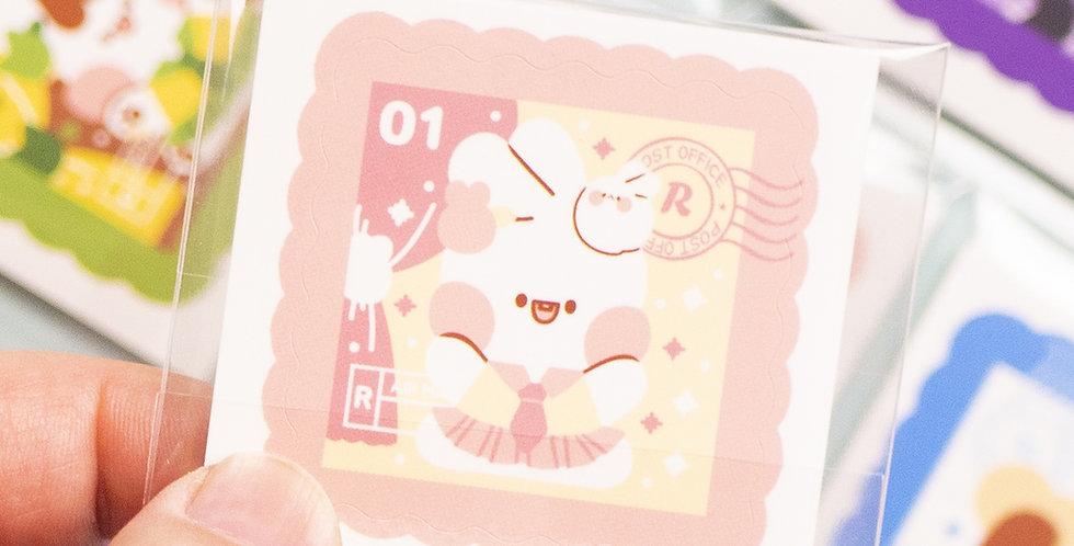 PUT SO NYEON Stamp Sticker