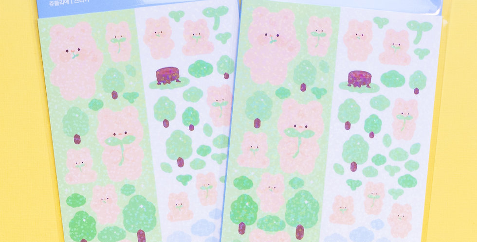 JOIE ATELIER Sprout Kobi Twin Sticker