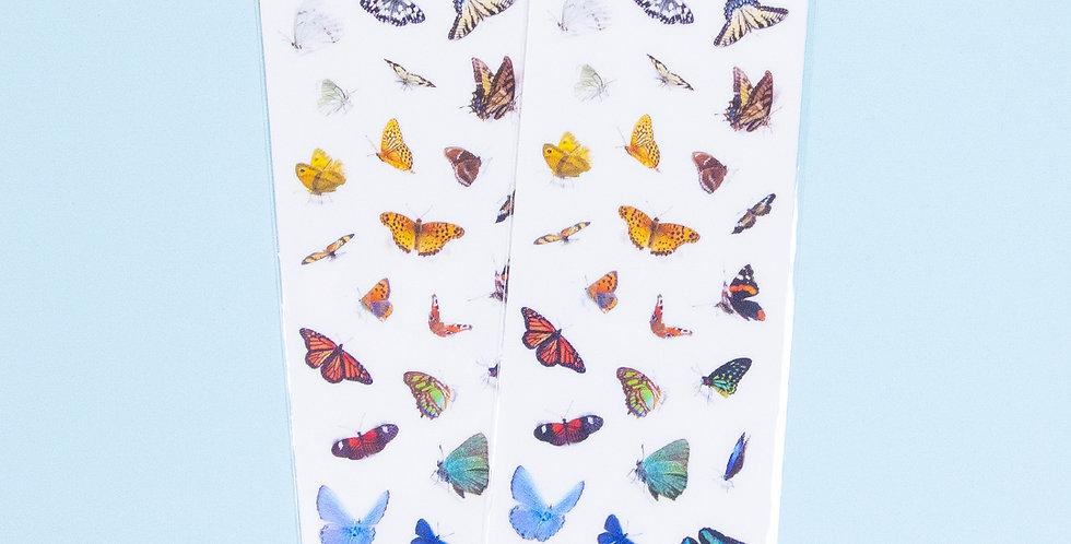APPREE Butterfly Sticker