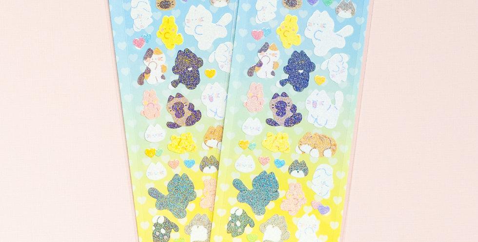 MANTA BOX Twinkle This Koaeng That Koaeng Sticker