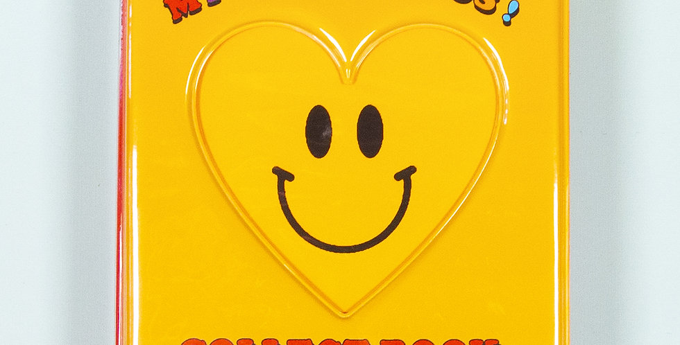 LOVE THINGS 2-Section 90's Vibe Collect Book - Smile