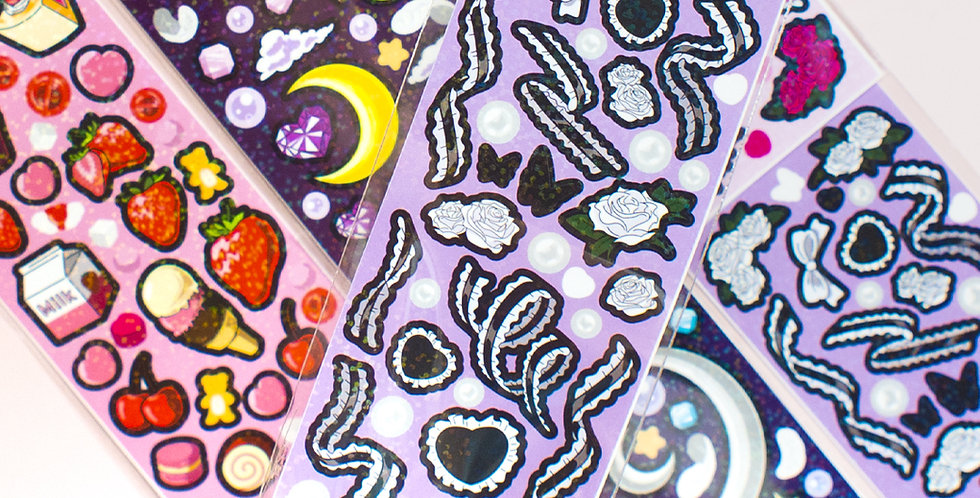 BE ON D Dreamlike Twinkle Sticker