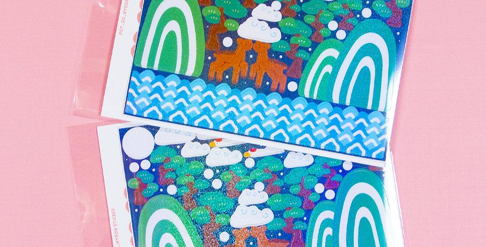 PUT SO NYEON Joseon Sticker