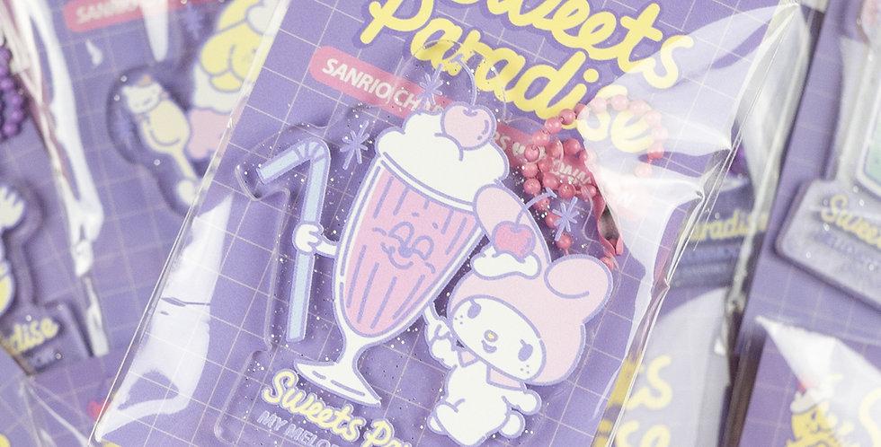 NEON MOON Sanrio Cafe Sweets Keychain
