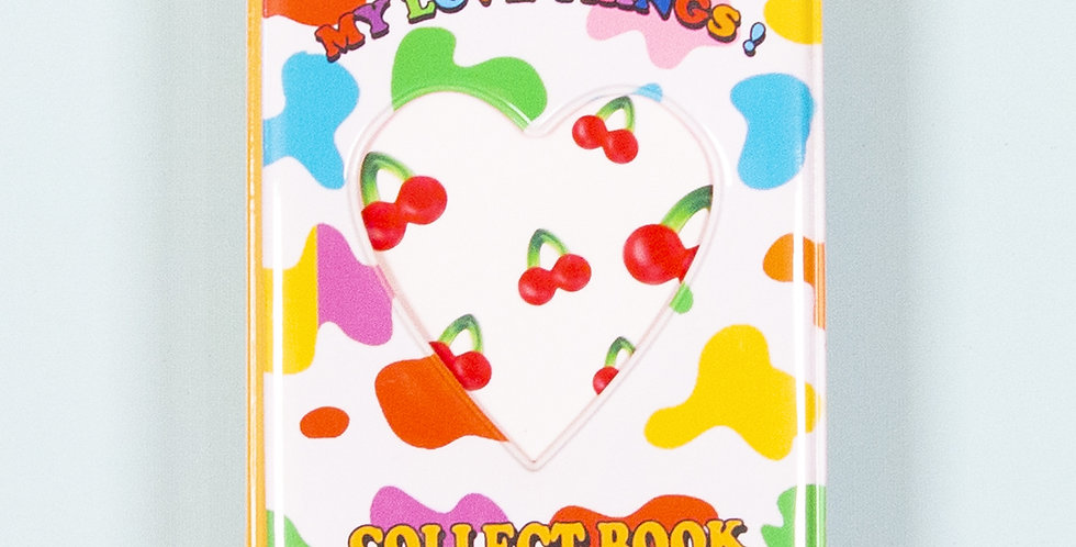 LOVE THINGS 90's Vibe Collect Book - Cherry