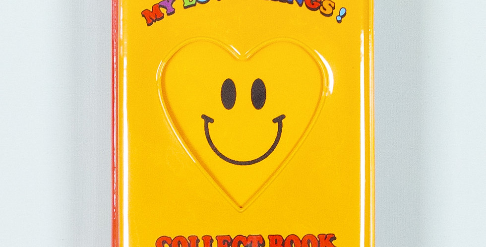 LOVE THINGS 90's Vibe Collect Book - Smile