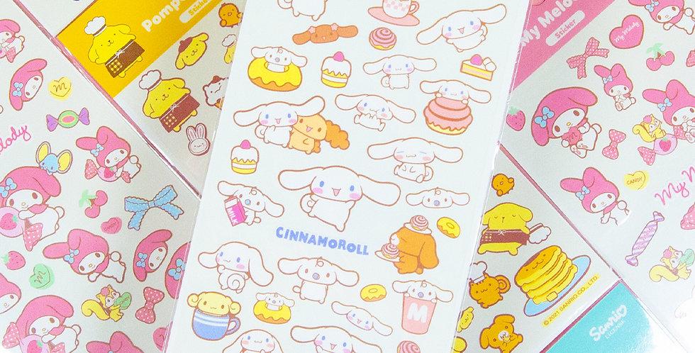 SANRIO Deco Sticker