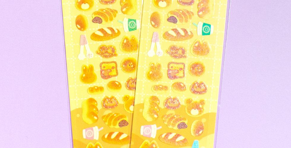 MANTA BOX Twinkle Bread Bread Sticker