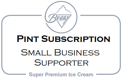 Pint Subscription-Small Business Supporter