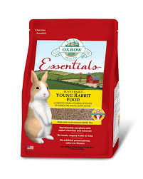 Oxbow Essentials young rabbit pellets (2.25 kg)