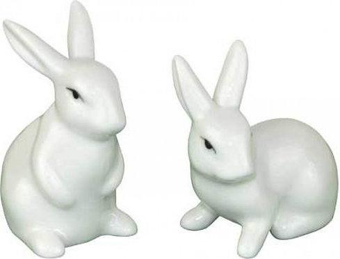 Porcelain bunnies