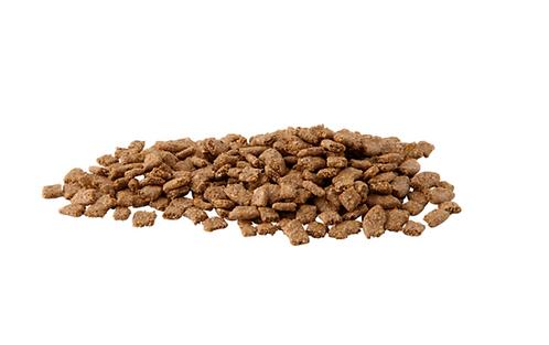 High fibre chaff nuggets