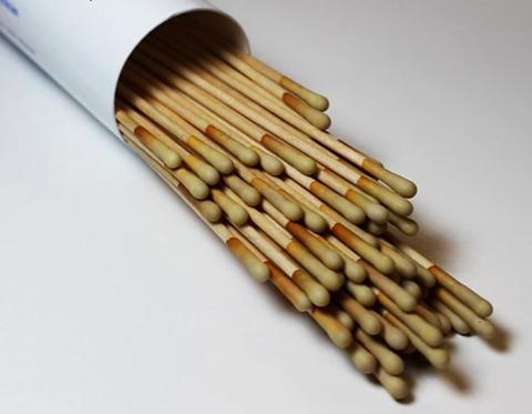 Nitrate sticks