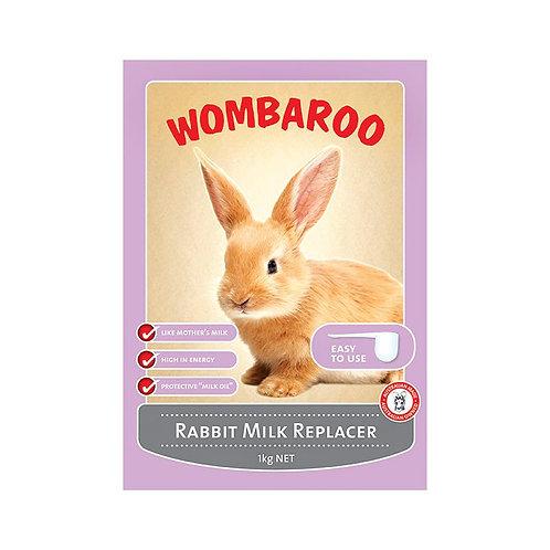 Wombaroo milk replacement