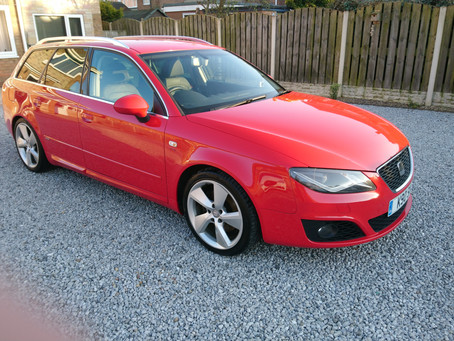Used Seat Exeo ST review