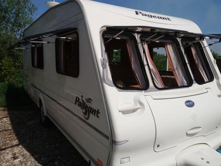 Caravan - Budget upgrades / updating