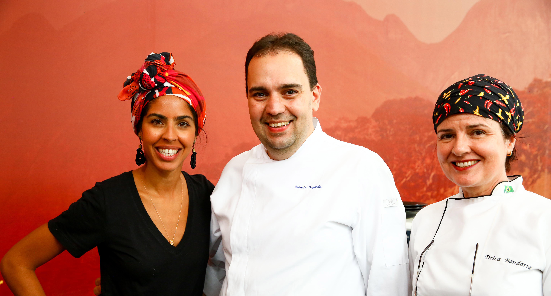 Bela Gil participa do Agroserra