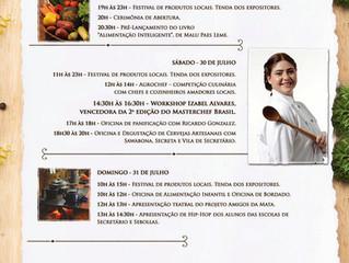 Festival AgroSerra – da Roça ao Prato deve atrair mais de três mil pessoas a Praça de Secretário nes