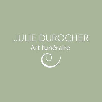 Logo design - Julie Durocher
