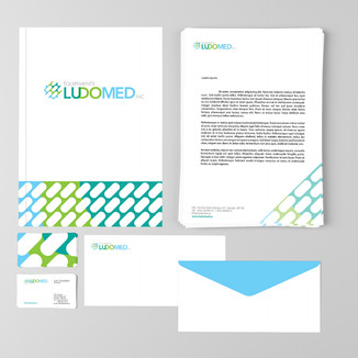 BRANDING DESIGN - LUDOMED