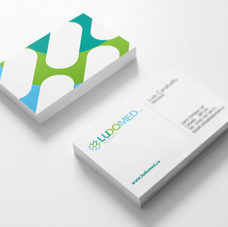 Business cards - LUDOMED