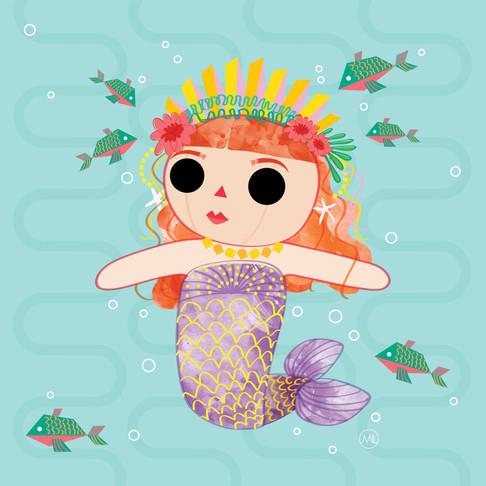 LA SIRENA - The Mermaid