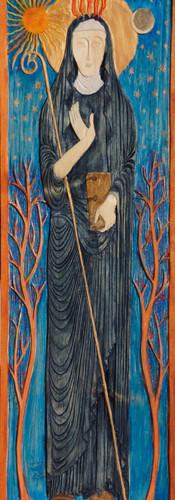 St. Hildegard of Bingen (1098-1179)