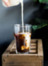 Katia Wlo Food Photographer, Bedford - Vanilla Tree - cold brew