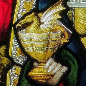 St John's Chalice and The Golden Legend