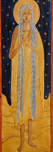 St. Mary of Egypt (344-421)