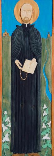 St. Jean de Brebeuf (1593-1649)