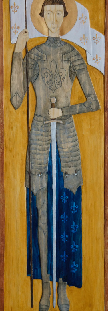 St. Joan of Arc (1412-1431)