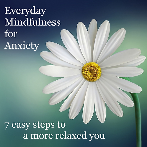 CD Everyday Mindfulness for Anxiety