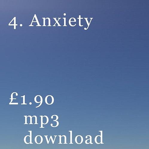 4. Anxiety