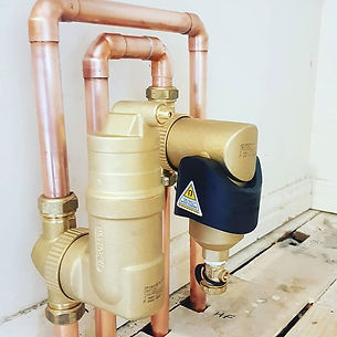 Spirotech Boiler Protection by DTR Gas and Heating