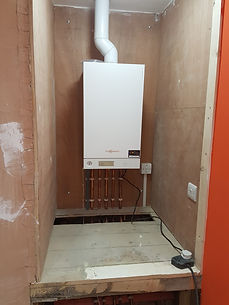 Viessmann 100 by DTR Gas and Heating