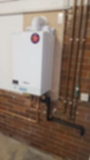 Charity Viessmann 100 by DTR Gas and Heating