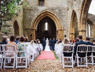 Jo - A Beautiful Outdoor Wedding in Stratford