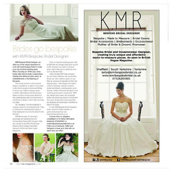 KMR Bridal Feature