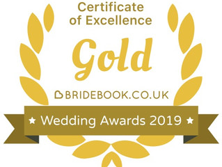 Make Up By Jenni wins Bridebook Award for the 2nd consecutive year
