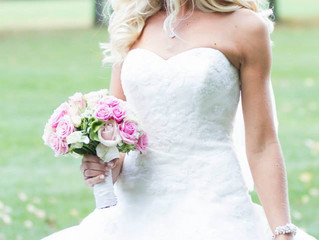Wedding Make Up Client Pippa is featured in The Nottingham Evening Post