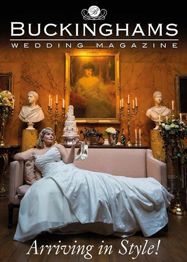 Buckinghams Wedding Magazine
