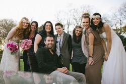 Kelham House Bridal Shoot Team