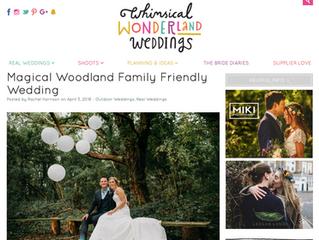 A Wonderful Whimsical Wedding