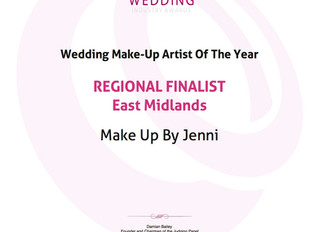 The Wedding Industry Awards 2017 - Regional Finalist