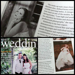 White Wedding Magazine Feature