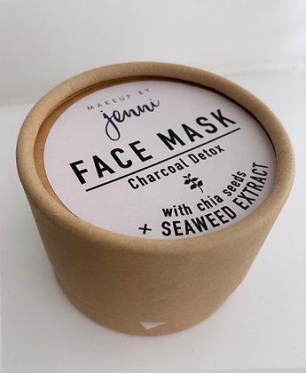 Charcoal Detox Face Mask