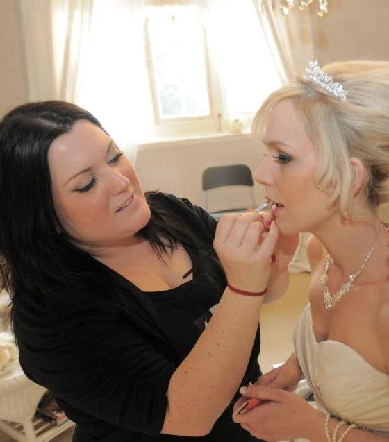 Wedding make up in Nottingham