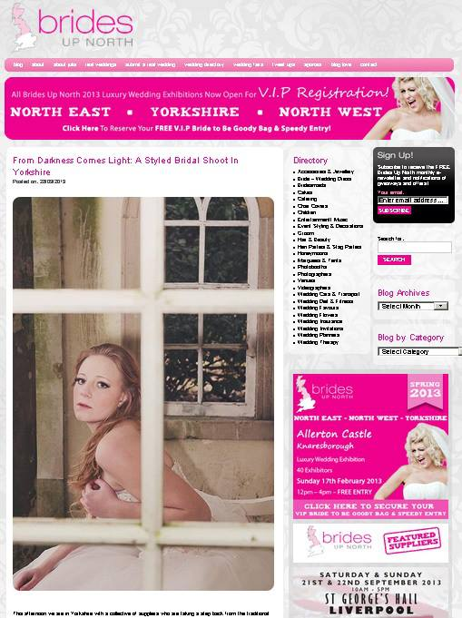 Brides Up North Feature