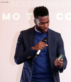 Mo The Comedian | UK Entertainment Awards